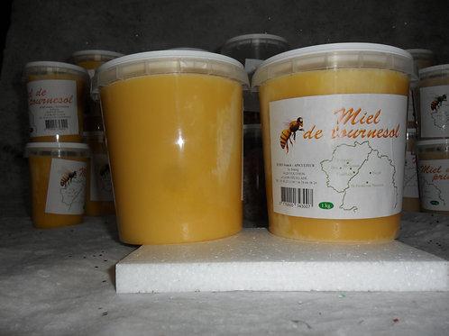 Miel de tournesol-1kg