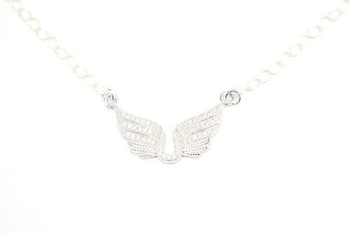 Lucky Wings Necklace