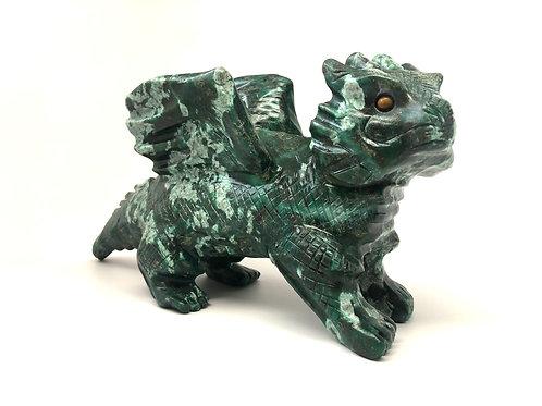 Seraphinite Dragon