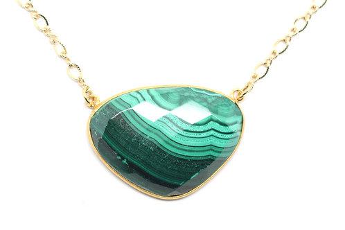 Malachite Amulet