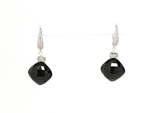Dark Decadence Noir Earrings