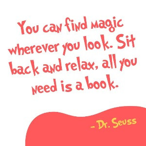 Have a little you-time? Pick up a good book!