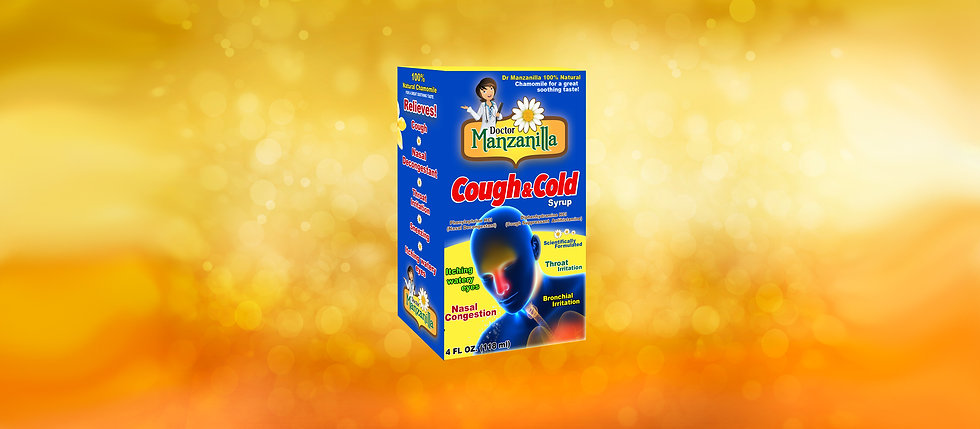 Doctor Manzanilla Cough & Cold (WEB 2020