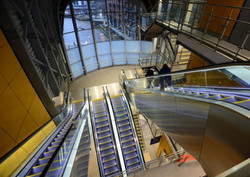 ETEC Escalators Installation Leeds