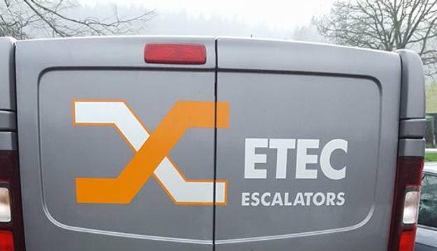 ETEC Escalators, Keighley, West Yorkshire, installation, maintenance, refurb, handrails, upgrades, all escalators services.
