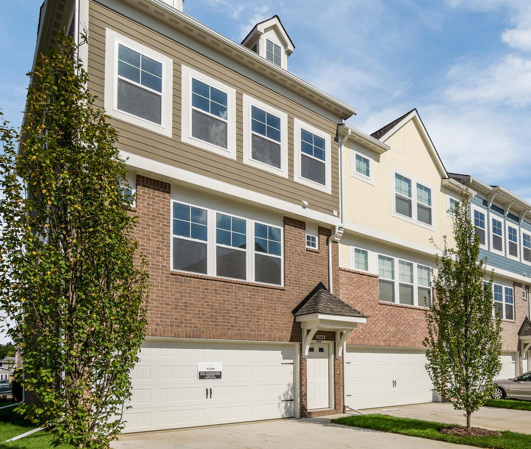 New Townhomes for Sale | Troy MI
