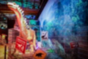 Dino Word Exhibition