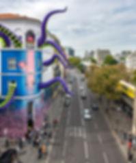 Urban Nation Biennale 2019 Berlin