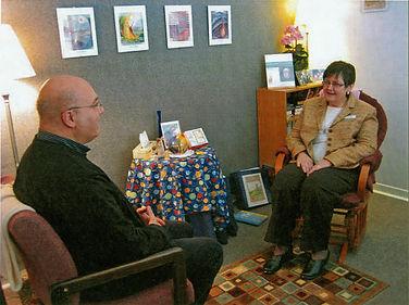 Glute, Jeanine, ministry of Spiritual Di