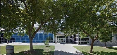 Front of Loretto College School
