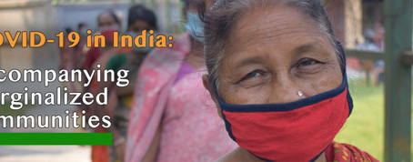 Webinar: Covid-19 in India: Accompanying marginalized communities (Canadian Jesuits Intl.)