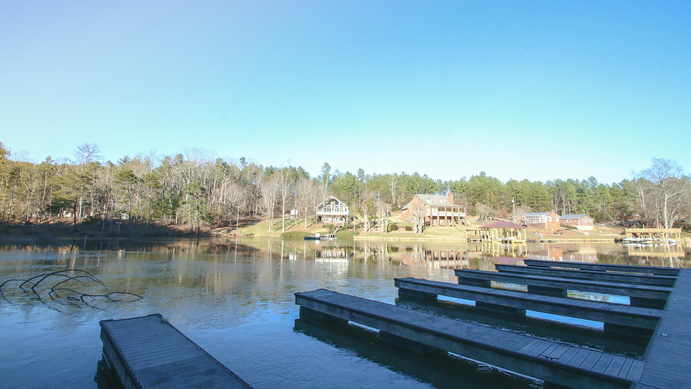 Gated Community Lot with Neighborhood Lake Access!