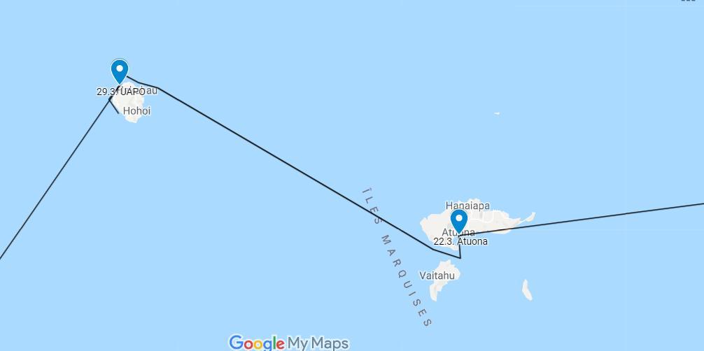 Route Marquesa