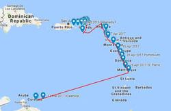 Route mit Franz