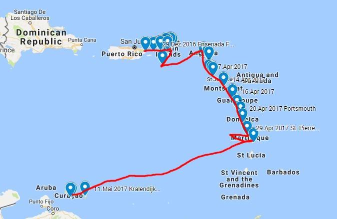 Gesamt Route 2016-2017