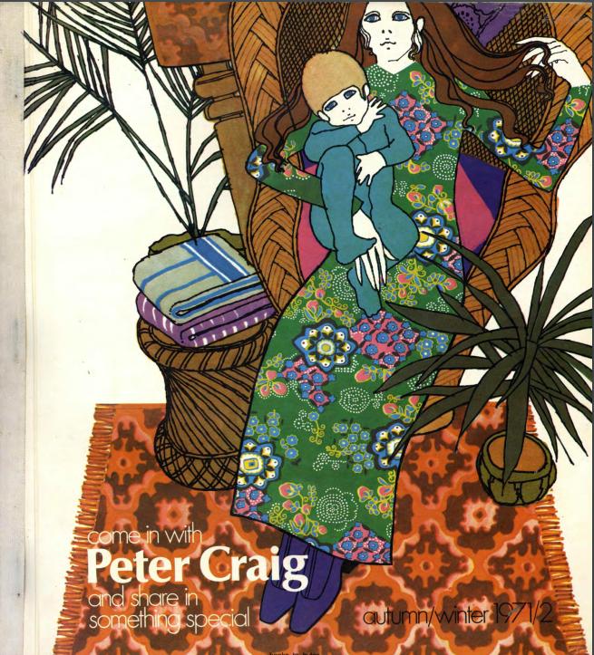 Peter Craig 1971-72