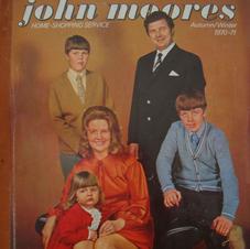John Moores  1970-71