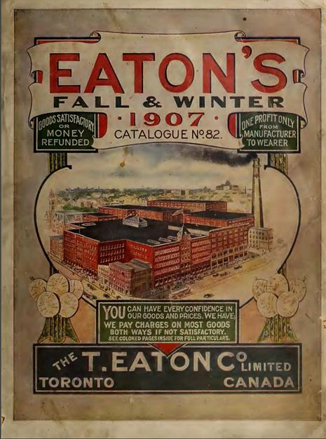 Eatons 1907-08