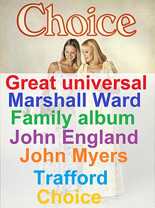1976 Choice Mail Order Catalogue Spring