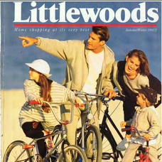 Littlewoods 1991-92