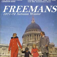 Freemans 1971-72