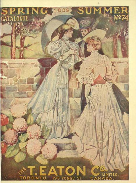 Eatons 1906