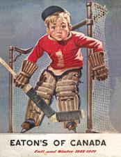 Eatons 1948-49