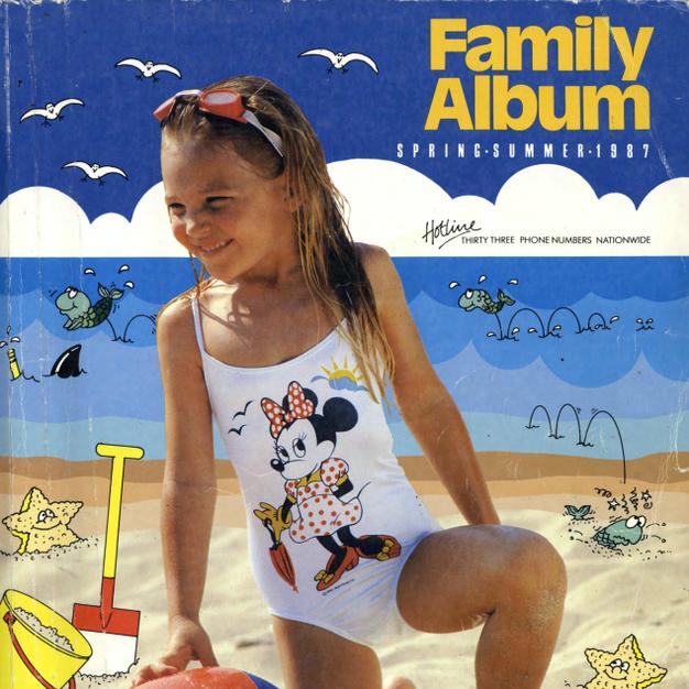 Family Album 1987