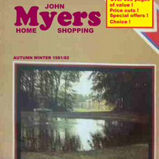 John Myers 1981-82