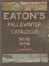 Eatons 1915-16