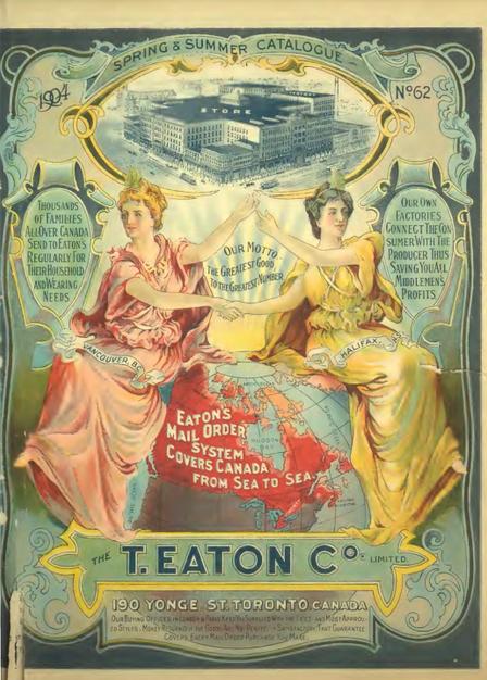 Eatons 1904