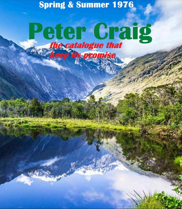 Peter Craig 1976