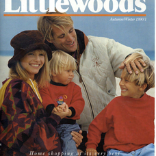 Littlewoods 1990-91