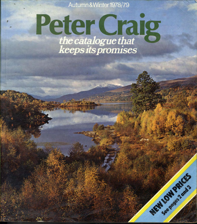 Peter Craig 1978-79