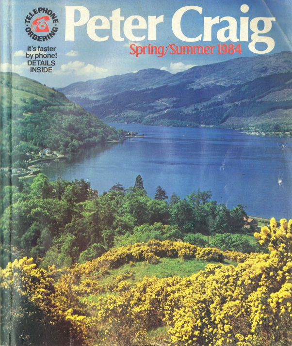 Peter Craig 1984