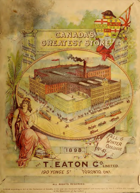 Eatons 1898-99