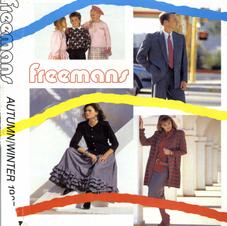 Freemans 1987-88