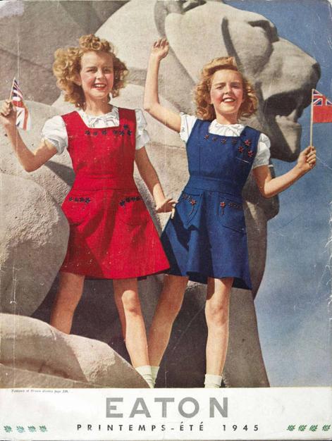 Eatons 1945