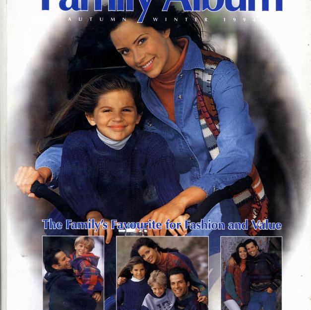 Family Album 1994-95