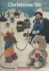 Montgomery Ward 1984 Christmas