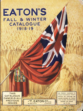 Eatons 1918-19