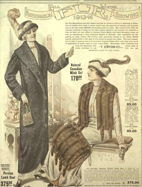 Eatons 1913-14