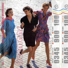 Freemans 1989