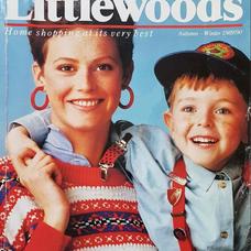 Littlewoods 1989-90
