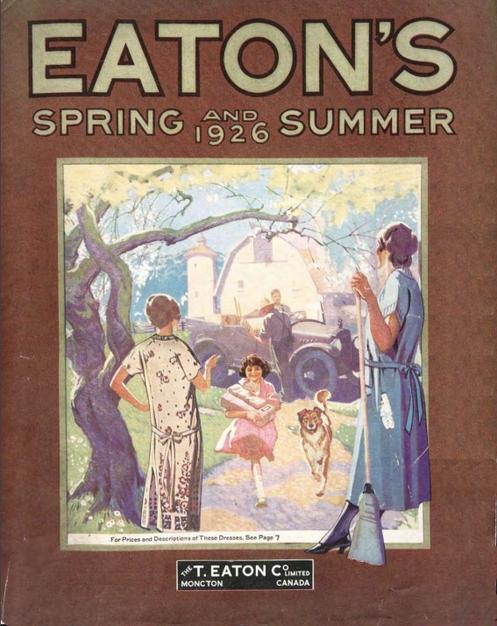 Eatons 1926