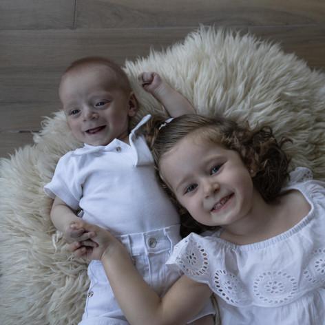 Sesiones con hermanitos
