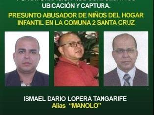 ISMAEL DARIO LOPEEA TANGARIFE .