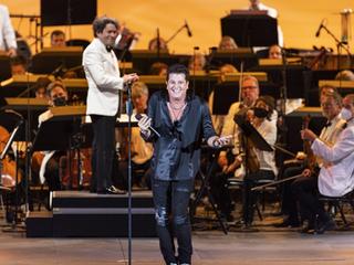 Carlos Vives presentó un concierto sin precedentes en Los Ángeles