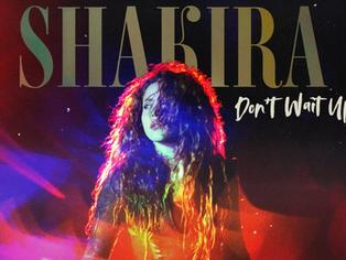 Shakira anuncia 'Don't wait up', primer sencillo de su próximo álbum.