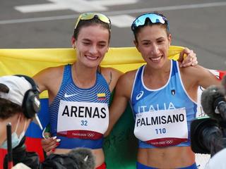Sandra Lorena Arenas y el castigo que se convirtió en una medalla olímpica para Colombia en Tokio 20